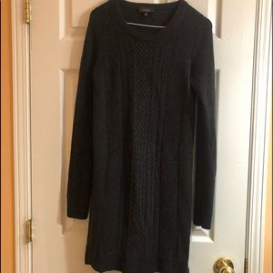 T. babaton sweater dress wool/cashmere